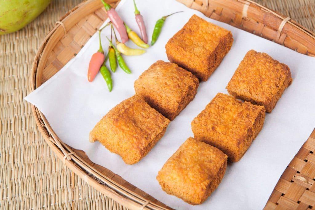 Tofu Fried