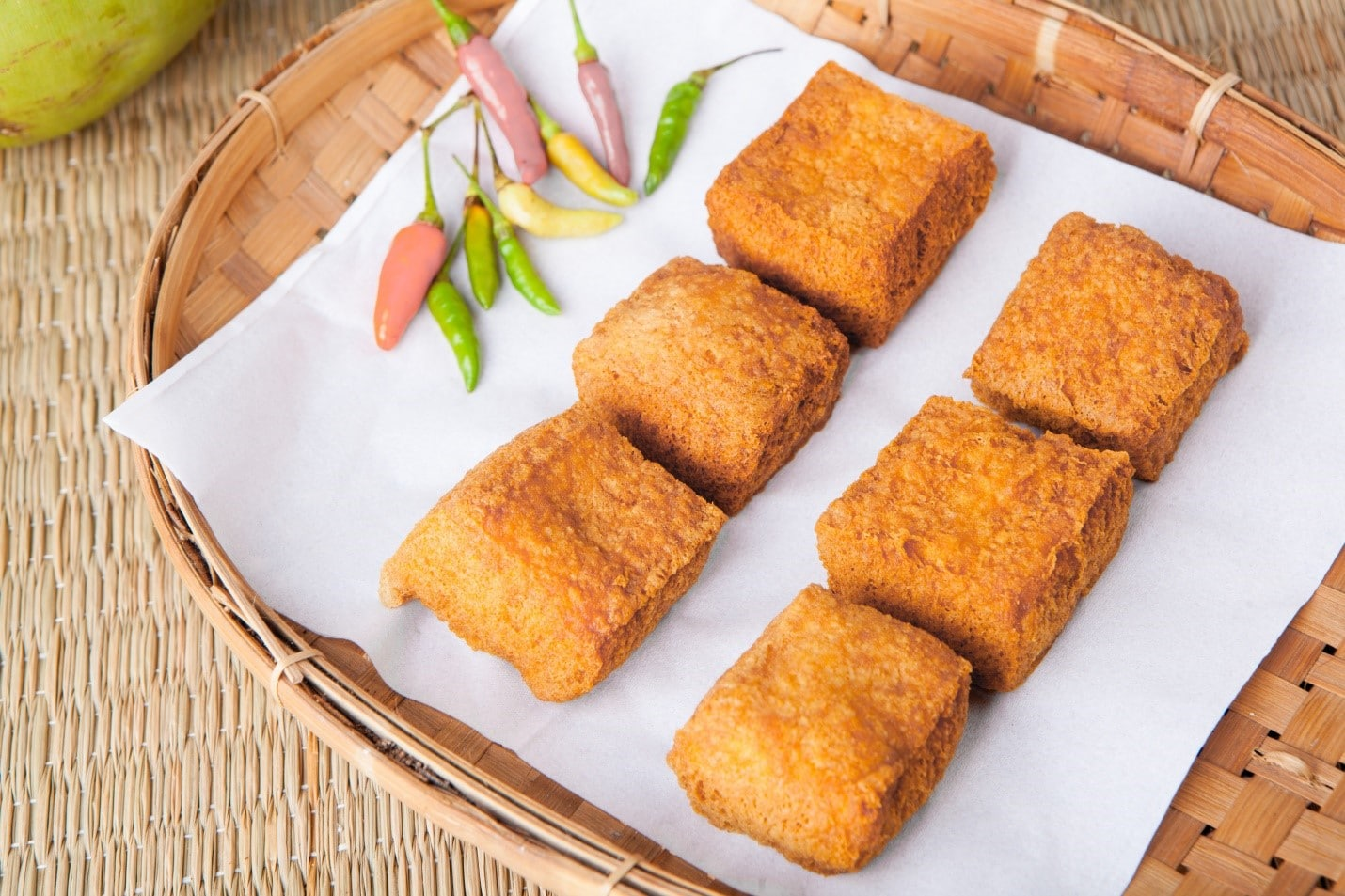 Tofu Fried