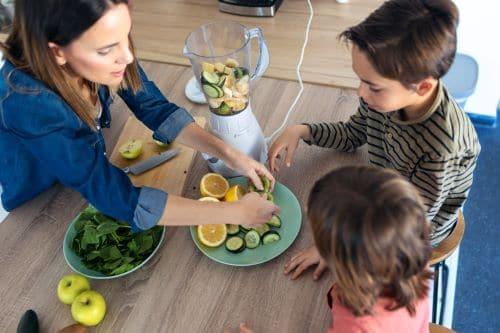 Family Blending Ingredients